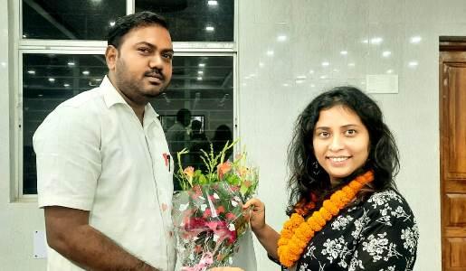 प्रेस क्लब ऑफ जमशेदपुर के कार्यकारी अध्यक्ष बने रवि व संतोष, अन्नी व श्याम को महासचिव की जिम्मेदारी