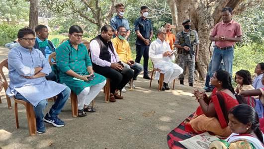हेमन्त राज में आदिवासी दलित सुरक्षित नहीं, तिलता के घटना की उच्चस्तरीय जांच हो, ग्रामीण एसपी को अविलंब हटाया जाए – बाबूलाल मरांडी